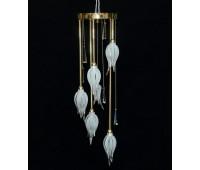 Биджев люстра 5 свечей