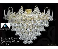 Титания Люкс люстра 9 свечей