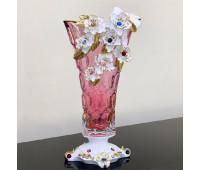Cevik Group Цветная ваза для цветов 36см