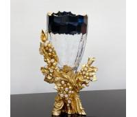 Cevik Group Золотой Виноград ваза для цветов 35 см