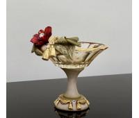Cevik Group Розы ваза для конфет 18см
