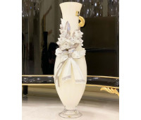 Cevik Group Платина ваза для цветов 80 см напольная