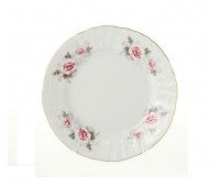 Бернадотт Роза Серая  набор тарелок 17см из 6ти штук