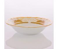"""Веймар """"Золотая Симфония 427"""" набор салатников 13 см из 6ти штук"""