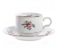 Бернадотт Полевой цветок набор 6 чашек/6 блюдец 250мл