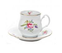 Бернадотт Полевой цветок кружка Джонас с блюдцем 310мл