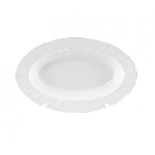 Бернадотт 0000 блюдо овальное 24см
