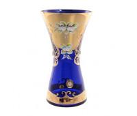 Синяя Лепка E-S ваза для цветов 26см