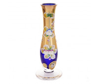 Синяя Лепка E-S ваза для цветов 18см