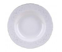 Бернадотт 2021 Платина набор тарелок 23см из 6ти штук