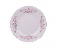 Бернадотт Роза Серая Платина набор тарелок 19см закусочных 6шт