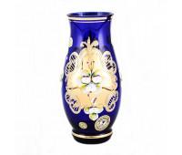 Синяя Лепка E-S ваза для цветов 16см