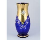 Синяя Лепка B-L ваза для цветов 40см