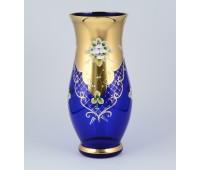 Синяя Лепка B-L ваза для цветов 35см