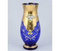 Синяя Лепка B-L ваза для цветов 26см
