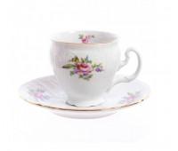 Бернадотт Полевой цветок набор 6 чашек/6 блюдец 120мл