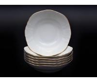 Бернадот Белый  набор салатников 16см из 6ти штук