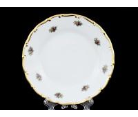 АГ 851 Полевой Цветок Набор тарелок 17см десертных 6штук