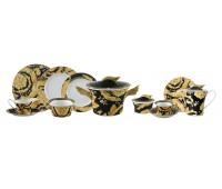 """Rosenthal Versace """"Ванити"""" сервиз столовый на 6 персон из 22х предметов"""