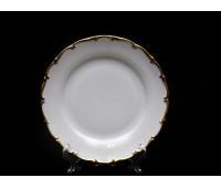 АГ 841 Золотая Полоса набор тарелок 17см десертных 6 штук