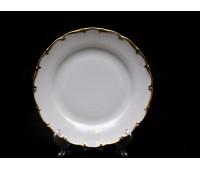 АГ 841 Золотая Полоса набор тарелок 21см закусочных 6 штук