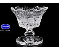 Хрусталь Снежинка Glasspo ваза для варенья 0.9см