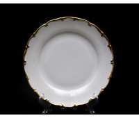 АГ 841 Золотая Полоса набор тарелок 19см закусочных 6 штук