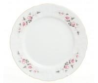 Бернадотт Роза Серая  набор тарелок 25см из 6ти штук