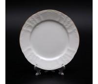 Бернадот Белый Набор тарелок 17см десертных 6шт