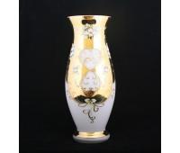 Белая Лепка Ваза для цветов Питэл 8304 40см