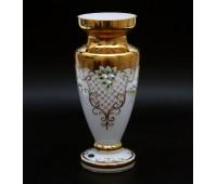 Белая Лепка ваза для цветов 8999  40см