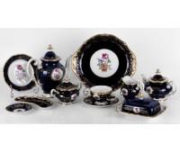 """Веймар """"Санкт Петербург 866"""" сервиз чайный на 12 персон 55 предметов"""