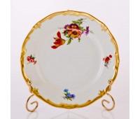 """Веймар """"1042 Мейсенский Букет"""" набор тарелок из 6ти штук 17 см десертных"""