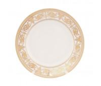 """Falken Porselan """"Констанция Крем Голд"""" набор тарелок 17см десертных из 6ти штук"""