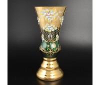 Зеленая Лепка E-V ваза для цветов 40см