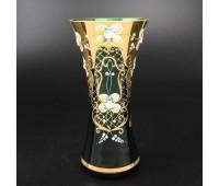 Зеленая Лепка E-V ваза для цветов 22см
