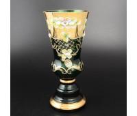 Зеленая Лепка E-V ваза для цветов 30см