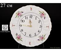 Бернадотте Полевой цветок часы настенные 27см