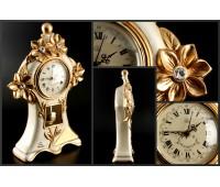 Бергер Виа Венето Часы каминные 47см