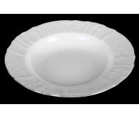 Бернадот 2021 Платина набор тарелок 23см из 6ти штук