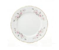 Бернадотт Роза Серая  набор тарелок 19см из 6ти штук