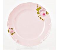 """Веймар """"Алвин Розовый"""" набор тарелок 24см подстановочных 6 штук"""