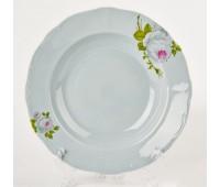 "Веймар ""Алвин Голубой"" набор тарелок 24см глубоких 6штук"