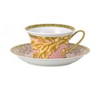 """Rosenthal Versace """"Бизант"""" чайная пара 220мл 2 предмета"""