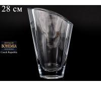 "Стекло ""Окинава"" ваза для цветов 28см"