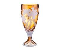 Цветы Голд ваза для цветов 49см, диаметр 22см
