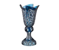 Бриз ваза для цветов 39см, диаметр 19см