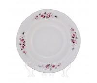 Бернадот Роза Серая Платина набор тарелок 23см глубоких 6 штук