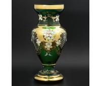 Зеленая Лепка E-S ваза для цветов 43см