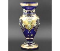 Синяя Лепка E-S ваза для цветов 40см
